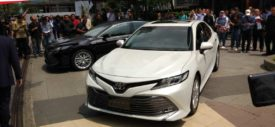 All New Toyota Camry 2019 Indonesia