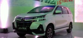 Body kit New Daihatsu Xenia 2019