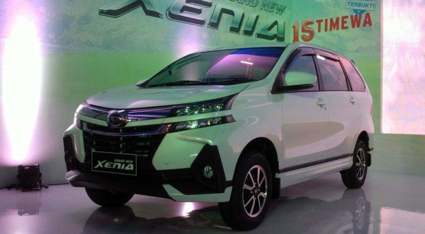 New Daihatsu Xenia 2019 Ditarget 3000 Unit Per Bulan
