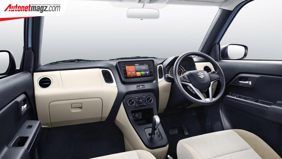 , Interior All New Suzuki Wagon R: Interior All New Suzuki Wagon R