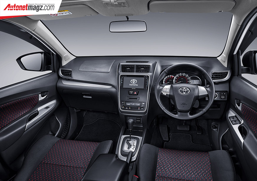 , Interior New Toyota Veloz 2019: Interior New Toyota Veloz 2019