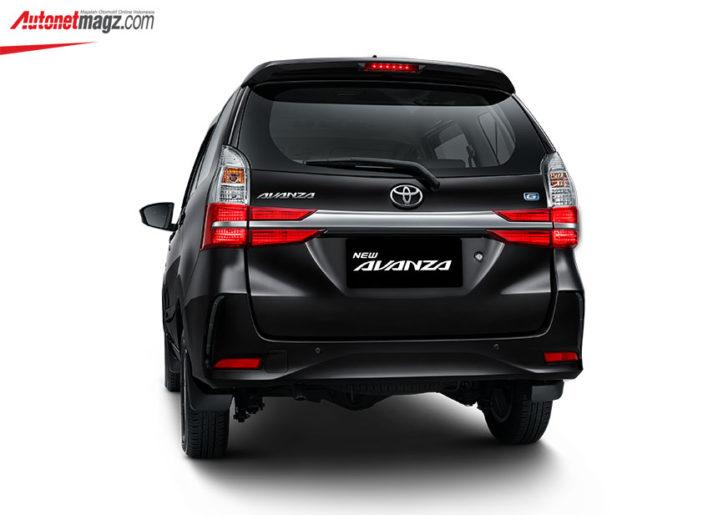 New Toyota Avanza Amp Veloz 2019 Resmi Diluncurkan Fitur