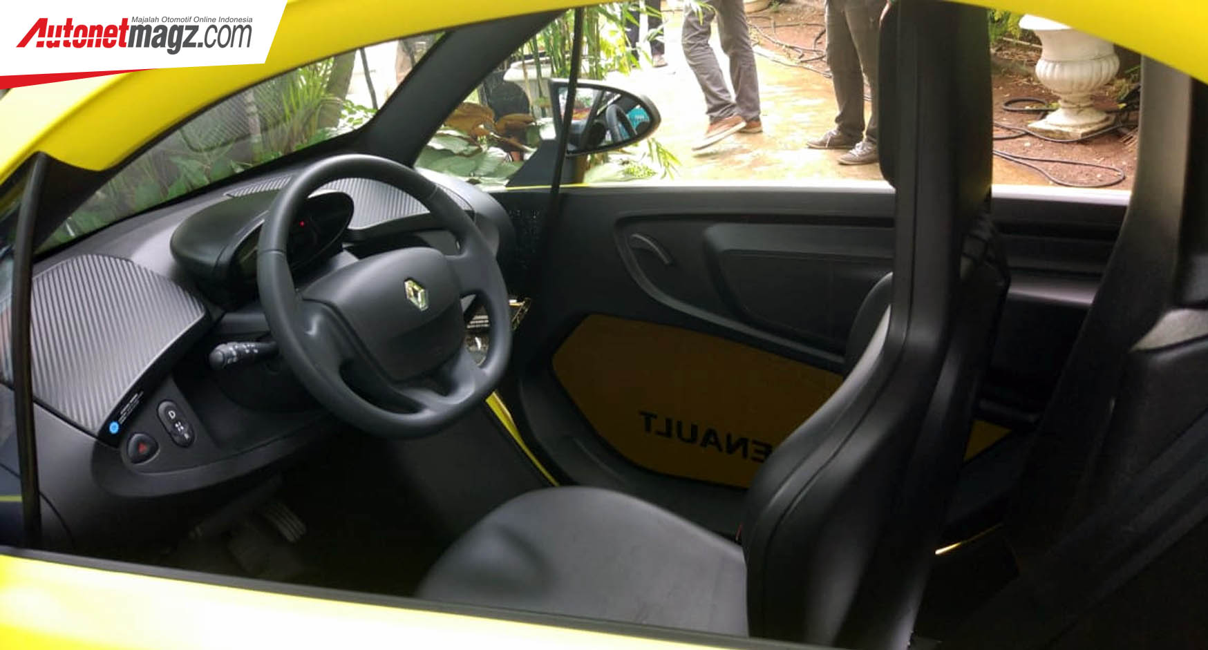 Renault Twizy Indonesia Interior – AutonetMagz :: Review