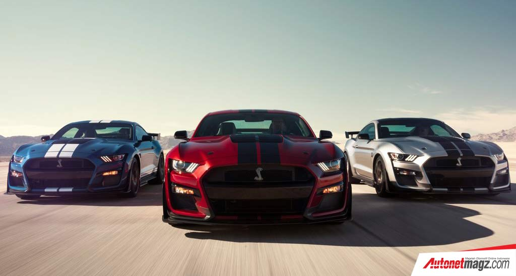 Ford, ford-mustang-shelby-gt500-2020-thumbnail: Ford Mustang Shelby GT500 2020, Kuda Tergalak!