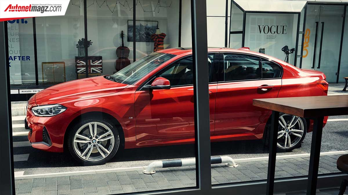 , BMW 1 Series 2019 samping: BMW 1 Series 2019 samping