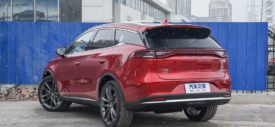 electric seat BYD Tang EV600