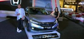Harga Honda Civic Turbo Facelift