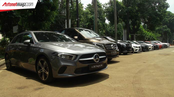 Berita, mercedes-benz-weekend-test-drive-2019-line-up: Mercedes-Benz Weekend Test Drive 2019, Libur Ala Mercedes