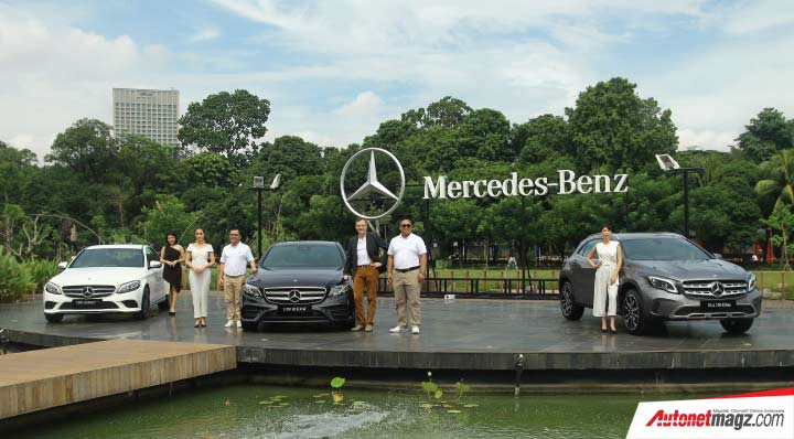 Berita, mercedes-benz-weekend-test-drive-2019-thumbnail: Mercedes-Benz Weekend Test Drive 2019, Libur Ala Mercedes