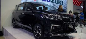 Launching All New Ertiga Suzuki Sport