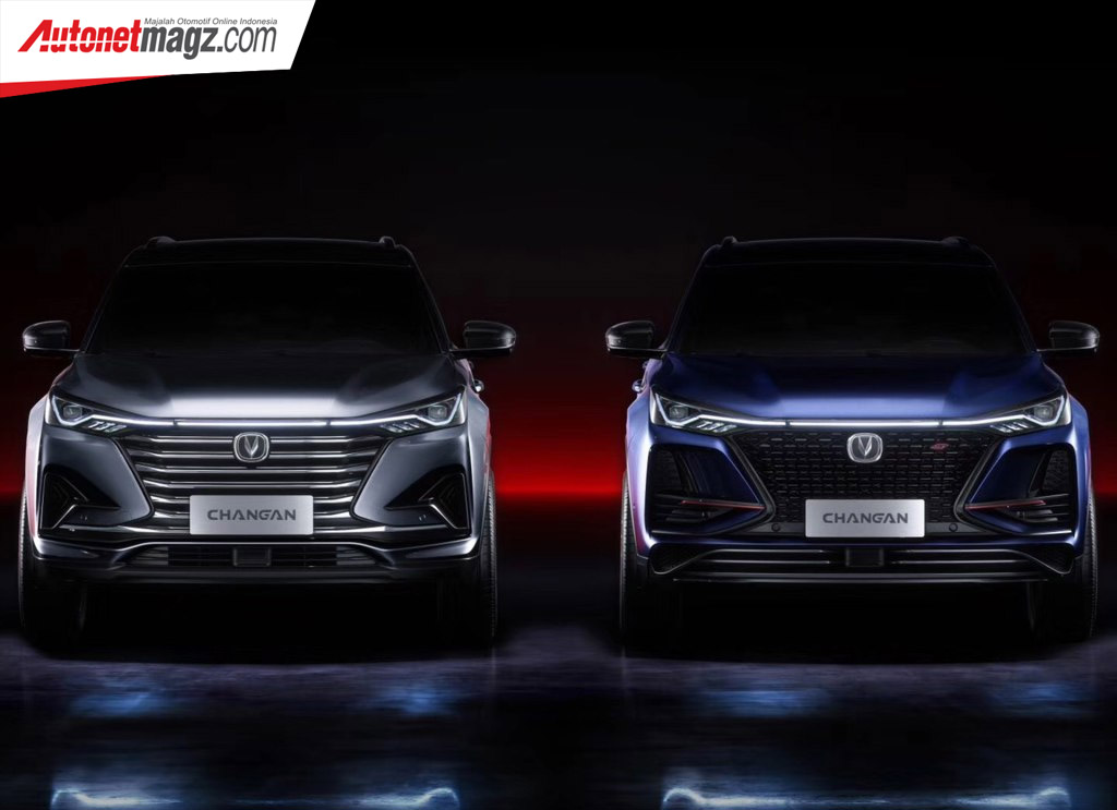 Berita, Changan CS75 Plus: Changan CS75 Plus : SUV Cakep China Bertenaga 233 hp & Torsi 360 Nm!
