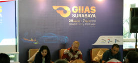 Press Conference GIIAS Series 2019 Surabaya