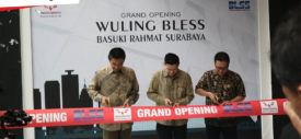 Service Bay Wuling Bless