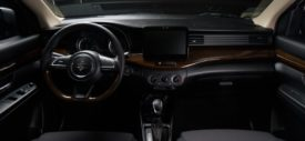 Interior All New Suzuki Ertiga Black Edition