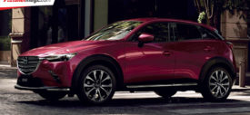 Android Auto Mazda CX-3 Exclusive