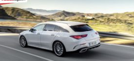 Mercedes-Benz CLA Shooting Brake 2019 belakang