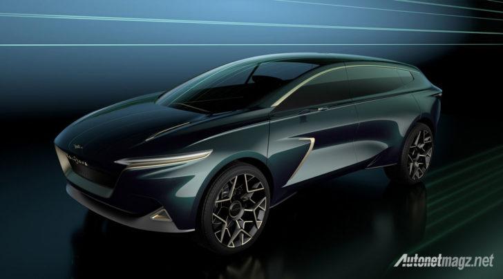Aston Martin Lagonda Aktie