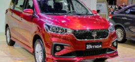 Interior All New Suzuki Ertiga Sporty Filipina
