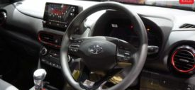 Head unit Hyundai Kona Indonesia