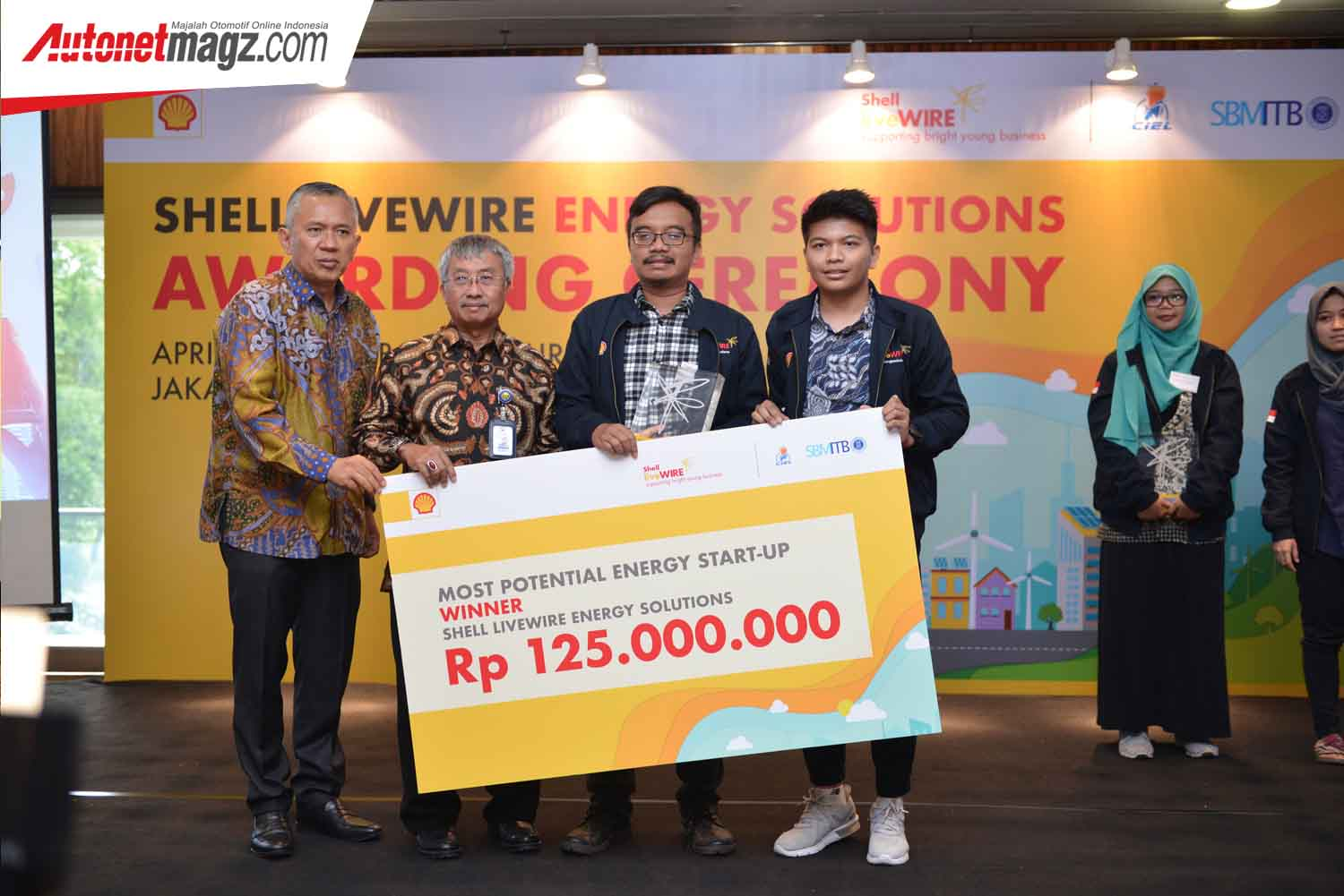 Berita, Shell LiveWIRE Energy Solution: Shell LiveWIRE Energy Solution Gali Wirausaha Muda Yang Kreatif
