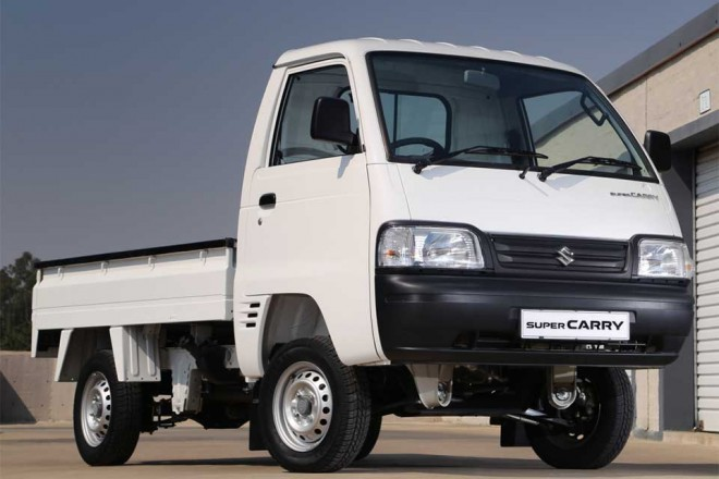 Berita, Suzuki Super Carry: Susul Carry Pickup, Suzuki Super Carry Diesel Segera Disuntik Mati