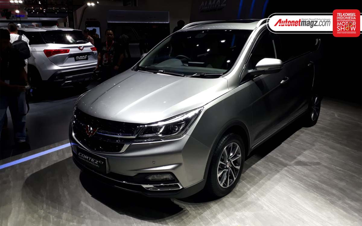 Car Dealerships In Ct >> Wuling Cortez Ct Iims 2019 Autonetmagz Review Mobil Dan