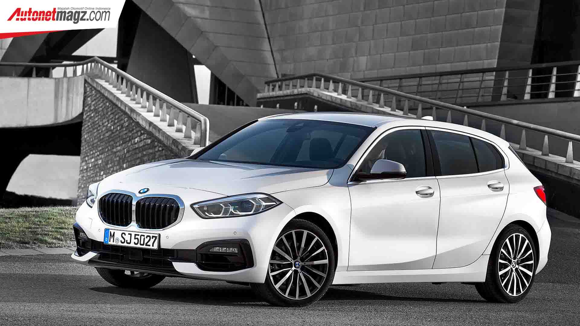 Bmw 1 Series >> Bmw 1 Series 2020 Samping Autonetmagz Review Mobil Dan