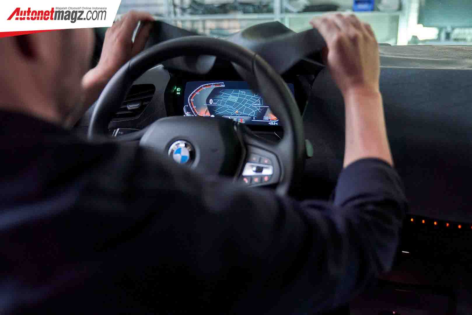 , Interior All New BMW M135i 2019: Interior All New BMW M135i 2019