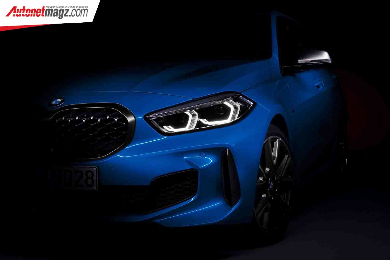 , Teaser All New BMW M135i 2019: Teaser All New BMW M135i 2019