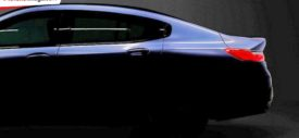 Teaser BMW 8 Series Grand Coupe
