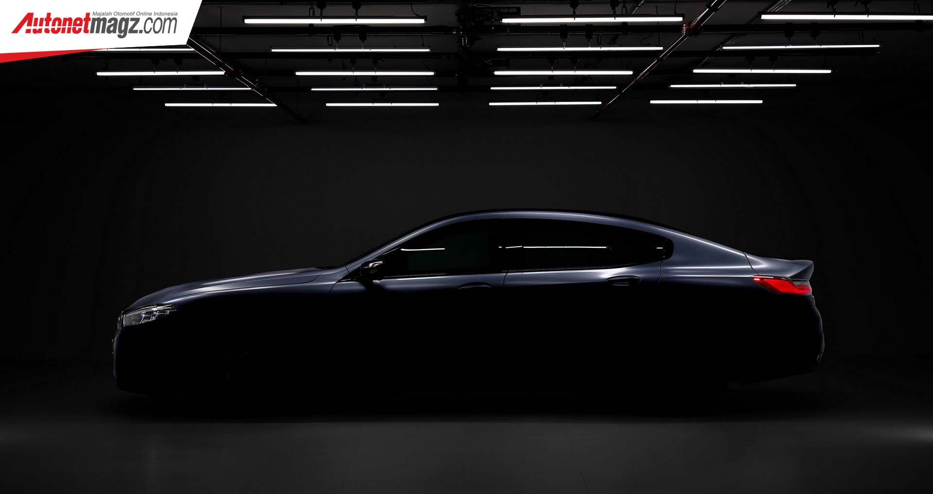 Berita, Teaser BMW 8 Series Grand Coupe: BMW Seri 8 Grand Coupe Akan Debut Bulan Depan!