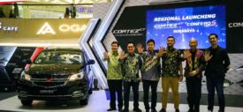 Launching Wuling Cortez CT & Confero ACT Surabaya