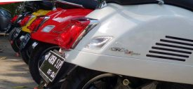 New Vespa GTS Super 150 i-Get ABS Indonesia