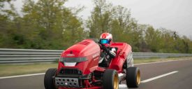 Honda Mean Mower V2 Guiness