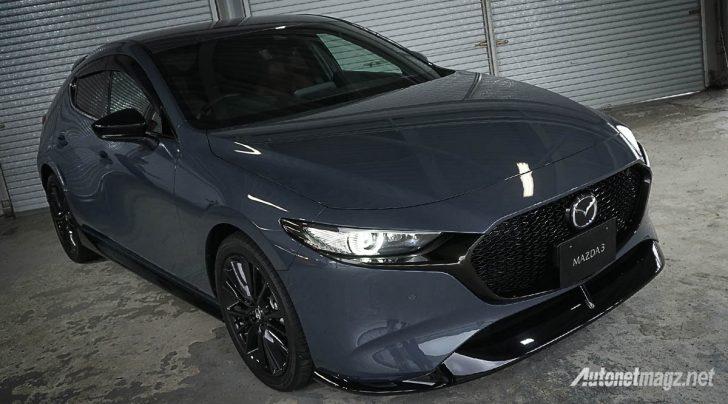 Mazda 3 2019 >> First Impression Review Mazda 3 2019 Autonetmagz