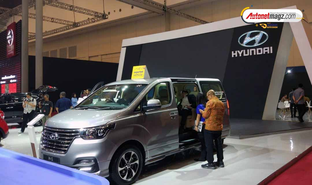 , Booth Hyundai GIIAS 2019: Booth Hyundai GIIAS 2019