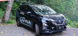 Test Drive All New Nissan Livina VE