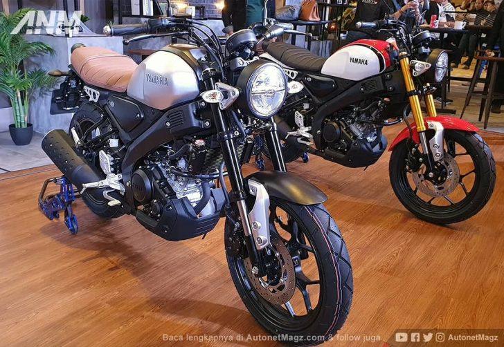 Yamaha Xsr 155 Resmi Diluncurkan Di Thailand Harga 42 Jutaan Autonetmagz