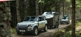 All New Land Rover Defender 90
