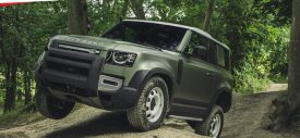 Fitur All New Land Rover Defender