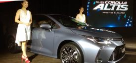 All New Toyota Corolla Altis Hybrid Indonesia