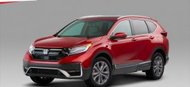 Honda CR-V Facelift 2020 Indonesia