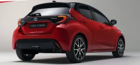 Mesin All New Toyota Yaris