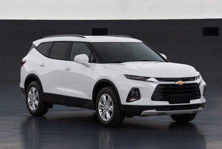 Chevrolet Blazer 7 Penumpang Akan Dirilis di China Minggu ...