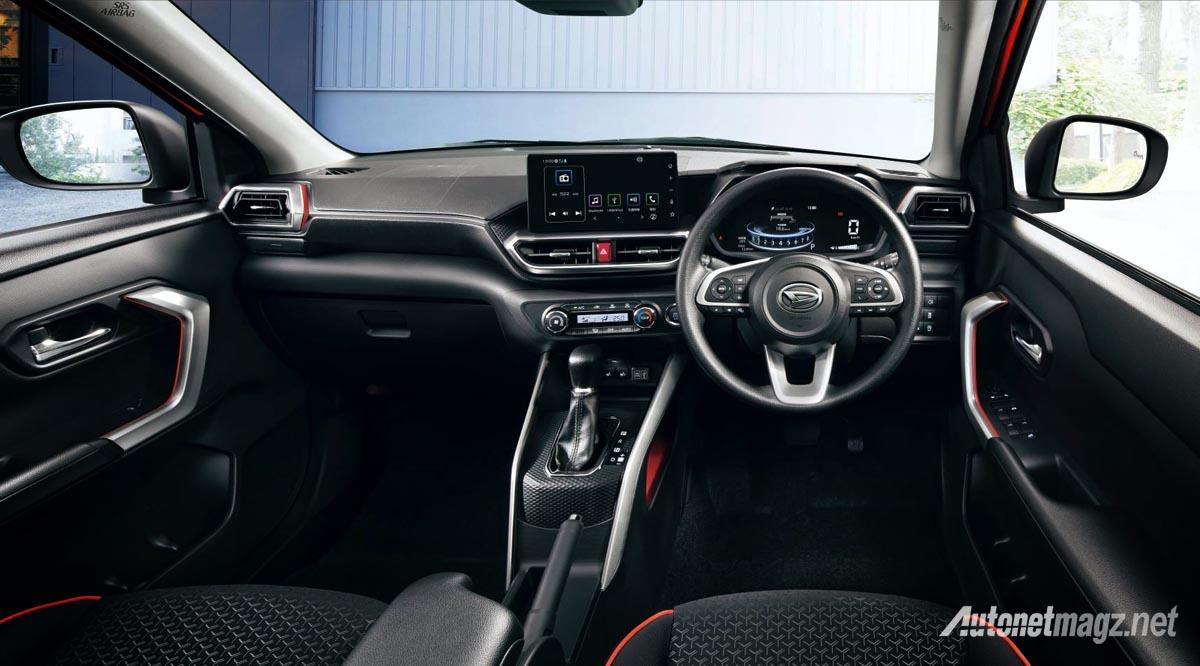 daihatsu-rocky-interior-jdm | AutonetMagz :: Review Mobil ...