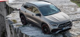 Fitur All New Mercedes-Benz GLA