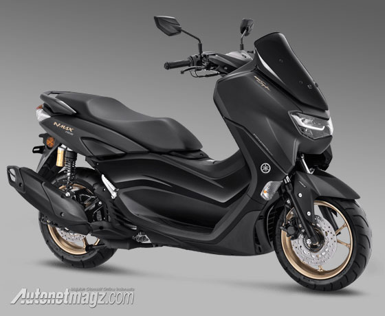 Berita, All-New-Yamaha-N-ax-harga: All New Yamaha N-Max Dirilis, Jadi Makin Canggih!