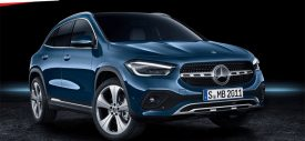 All New Mercedes-AMG GLA