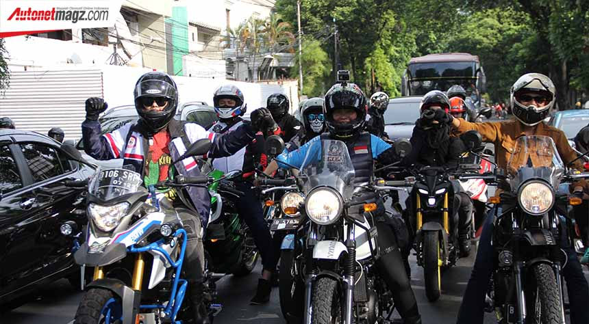 Berita, Royal Enfield Lady Bikers: Royal Enfield 'Girls Ride Out' Digelar di Jakarta