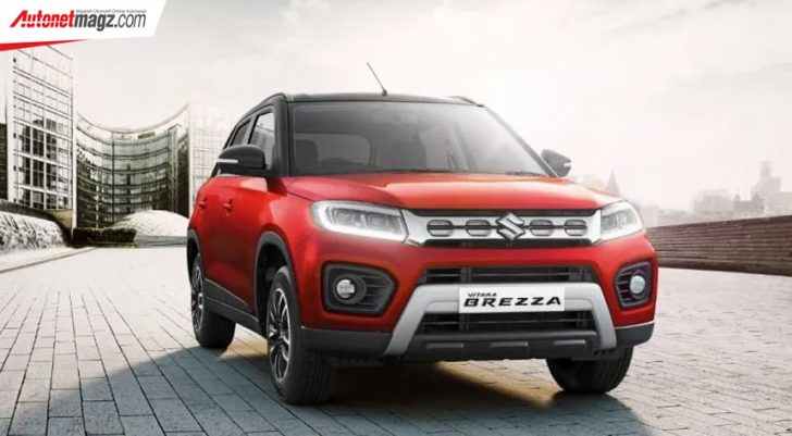 Toyota Urban Cruiser Calon Suv Baru Berbasis Suzuki Vitara Brezza Autonetmagz
